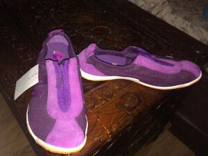 Souliers Merrell violet (femme)