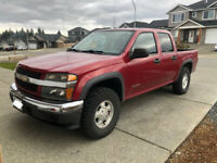 2005 Chevrolet Colorado 4x4