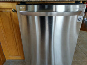 Dishwasher for spare parts
