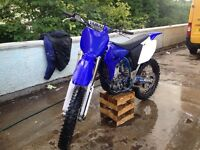 Yzf450 sell/swap