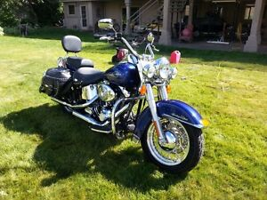 One-owner 2006 Heritage Softail Classic