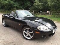 Mazda rx 8 black 1 year mot 1.8 sport 6 speed gearbox