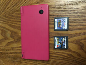 DSi with games OBO