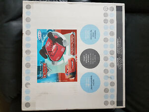 New Graco Lightning McQueen booster seat
