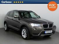 2013 BMW X3 xDrive20d SE 5dr Step Auto SUV 5 Seats
