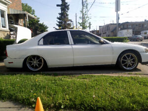 1995 Accord on Bags