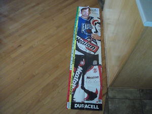 """Martin Brodeur Duracell Poster 58"""" x 13 1/2"""" (Y806)"""