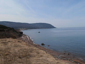 Large oceanfront lot with amazing viewsin beautiful Pleasant Bay