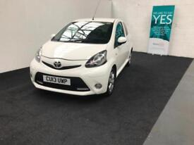Toyota AYGO 1.0 ( 67bhp ) 2013 AYGO Fire finance available from £25 per week