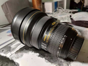 Nikon AF-S Nikkor 14-24mm(MINT) 1:2.8 G ED & 24-70 mm