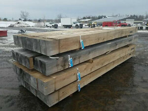 Fence, Deck and Construction Lumber at Auction - Ends March 27th