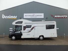 Elddis Evolution 180 Six Berth motorhome for sale