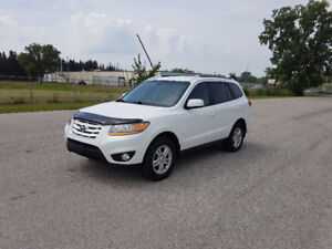 2010 Hyundai Santa Fe NO ACIDENT / CERTIFIED / WARRANTY INCLUDED