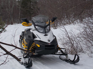 His and Hers MXZ ACE 600 Ski-doo Package