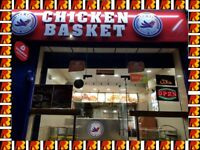 CHICKEN BASKET IN MAIN ROAD TRADING POSITION(1) , REF : RB228