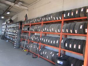 USED AND NEW TRUCK CAR TIRES