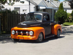 SAFETIED 1951 Ford Truck