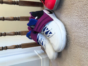Shoes - basketball, runners, trainers. Lebrons, Kyries, Kobe