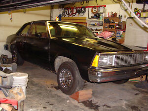 1980 CHEVY MALIBU 2dr COUPE