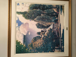 Reproduction toile M.A. Fortin