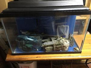 Aquarium 30 gal