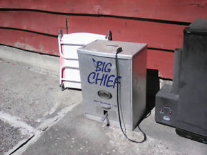 Big Chief Smokehoue