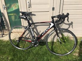 Giant TCR Composite Road Bike