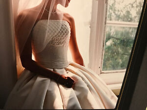 STOP looking -- This is YOUR Wedding Dress