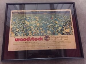 Woodstock Concert Picture For Sale