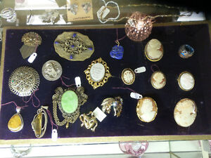 Large selection of antique, vintage and estate jewelry Kitchener / Waterloo Kitchener Area image 3