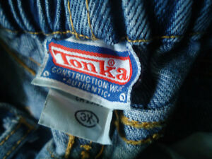 Boys Size 3X Tonka Jeans Kingston Kingston Area image 5