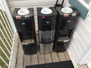 3 Water Coolers  - $25 EACH