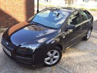 2006 FORD FOCUS ZETEC AUTOMATIC 1.6 VERY GOOD RUNNER