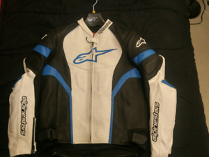 Alpinestars GP Plus R Leather Jacket (Mens US 40)