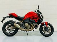 Ducati Monster 821 ! 1 OWNER ! FULL SERVICE HISTORY ! CONDITION ! TRACKER