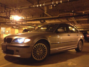 2005 BMW E46 325I M-Sport Package