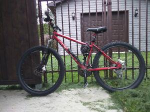Vélo de montagne roues de 26 pouces