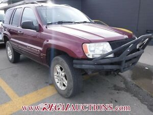 1999 JEEP GRAND CHEROKEE LIMITED 4D
