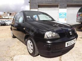 Seat Arosa 1.0 2002 96000 MILES SERVICE HISTORY 12 STAMPS