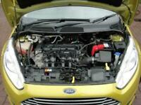 2013 Ford Fiesta 1.2 ZETEC 5d 81 BHP Hatchback Petrol Manual