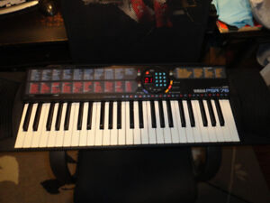 49 Key Yamaha Keyboard PSR-76