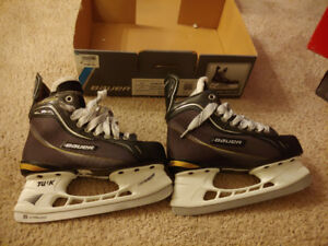 BAUER SUPREME ONE70. JUNIOR SKATES