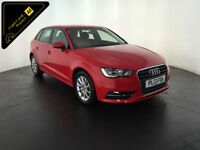 2013 AUDI A3 SE TDI 5 DOOR HATCHBACK 1 OWNER AUDI SERVICE HISTORY FINANCE PX