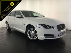 2013 63 JAGUAR XF LUXURY AUTO DIESEL 161 BHP 1 OWNER FROM NEW FINANCE PX WELCOME