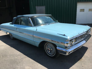 1964 galaxie 500 , California car