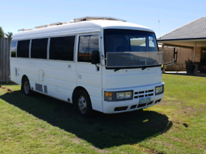 1997 Well Maintained Nissan Civilian Motorhome.