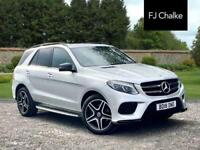 2018 Mercedes-Benz GLE CLASS 2.1 GLE250d AMG Night Edition G-Tronic 4MATIC (s/s)