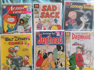 Old COMIC BOOKS 1939 to 1968