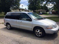 2002 Ford Windstar Minivan, Van