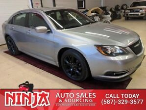 2013 Chrysler 200 S Sport 283 HP! Leather Nav Sunroof And Quick!